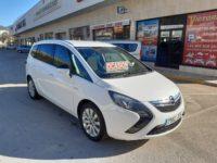 Venta Opel Zafira frontal