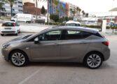 Lateral izquierda - coche de ocasión en Calpe Opel Astra Automático