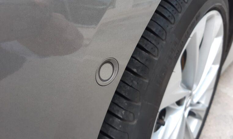 Sensor aparcamiento - coche de ocasión en Calpe Opel Astra Automático