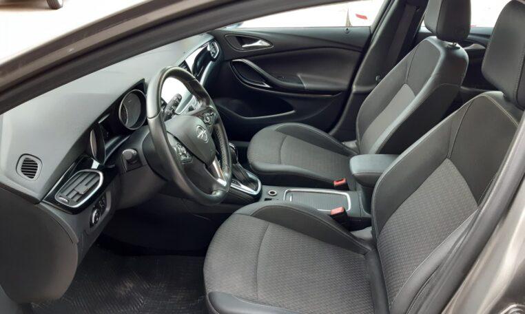 Asiento delantero regulable - coche de ocasión en Calpe Opel Astra Automático