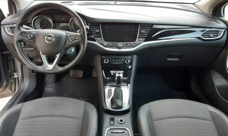 Volante multi función - coche de ocasión en Calpe Opel Astra Automático