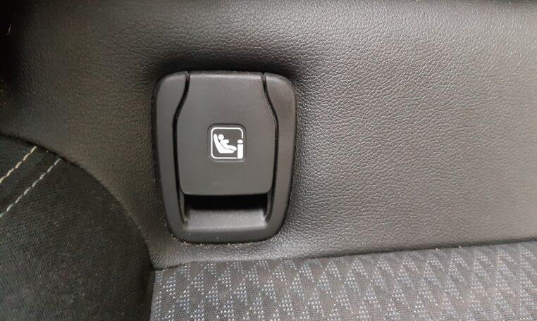 Isofix - coche de ocasión en Calpe Opel Astra Automático