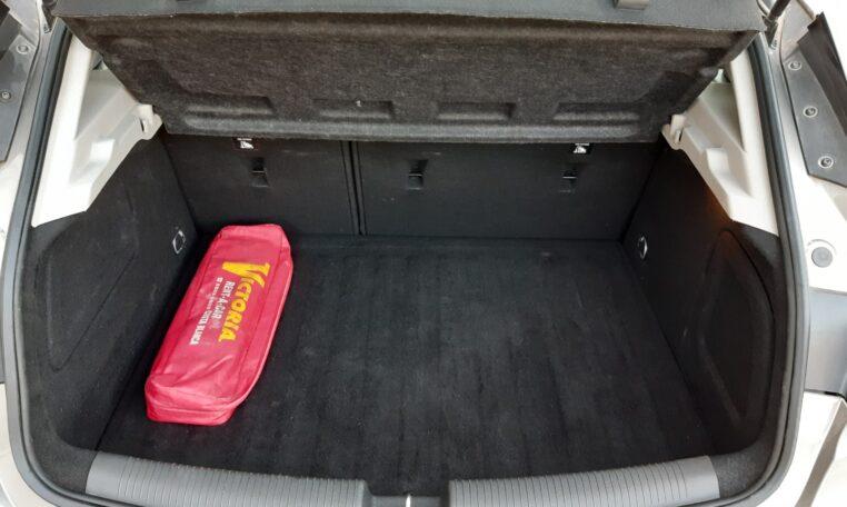 Maletero amplio - coche de ocasión en Calpe Opel Astra Automático